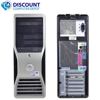Clearance! Fast Dell Precision T3400 Desktop Computer C2D 2.4GHz 8GB 750GB Win10 Pro WiFi