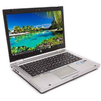"HP Elitebook 8460p 14"" Laptop Computer Intel Core i5-2520m 2.5GHz 4GB 250GB Windows 10 Home WiFi"