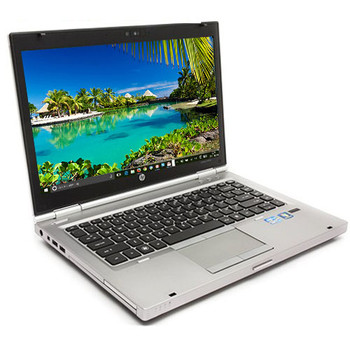 "HP Elitebook 8460p 14"" Laptop Computer Intel Core i5-2520m 2.5GHz 8GB 500GB Windows 10 Home WiFi"