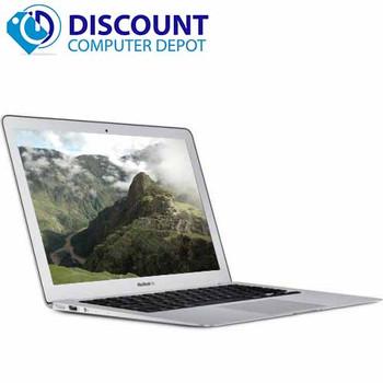 "Apple MacBook Air Laptop 13.3"" 2014 Intel Core i5 4GB RAM 128GB HD"