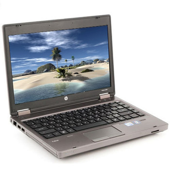 "Fast HP 6360t 13.3"" Laptop Notebook Computer PC Intel 1.6GHz 4GB 160GB  Windows 10 Home"