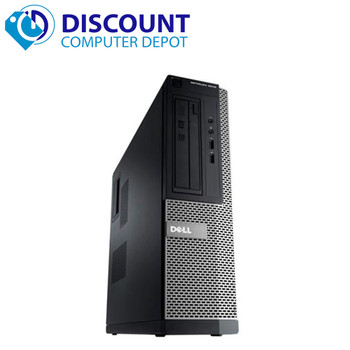 "Dell Optiplex 3010 Desktop Quad Core I5-3470 3.2GHz 4GB 500GB DVD-RW Windows 10 w/22"" LCD"