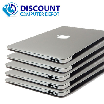 "Apple MacBook Air 11.6"" Core i5 4GB 128GB MJVM2LL/A-2015 (Lot of 5 Units)"