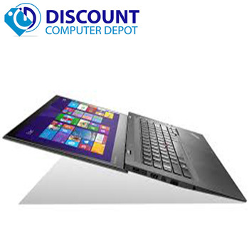 Lenovo ThinkPad X1 Carbon Laptop Computer Intel i7-4600U 2.1GHz 8GB 256GB Windows 10 Pro
