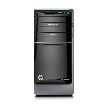 HP Pavilion Tower Windows 10 Home Desktop Computer i5-3470 3.2GHz 8GB 750GB DVD-RW