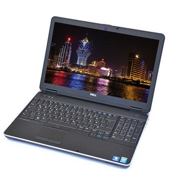 """Dell Latitude E6540 15.6"""" Core i7 2.7GHz Laptop Computer Windows 10 Pro 8GB 500GB"""