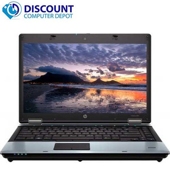 "Fast Hp ProBook 6450b  14"" Windows 10 Home Laptop Computer Core i5 PC 4GB 250GB"