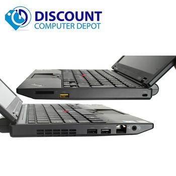 "Lenovo ThinkPad X100e 11.6"" HD Laptop Athlon 4GB 250GB Windows 10 Wifi Webcam"