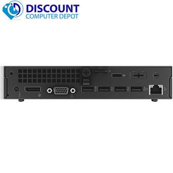 Dell Optiplex 3020 Micro Desktop Computer Windows 10 PC i3 4th Gen 4GB 80GB SSD