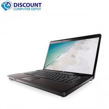 HP Compaq 610 Laptop Computer PC 4GB 160GB Intel Core 2 Duo Win-10 Home