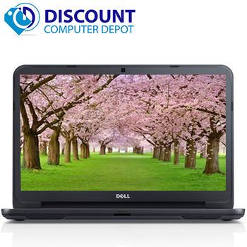 "Dell Inspiron Laptop 15.6"" Windows 10 Home PC Dual Core 2.16GHz 4GB 250GB Wifi"