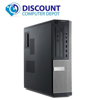 Optiplex 990 Windows 10 Pro Desktop Computer Core i5 3.1GHz 8GB 500GB