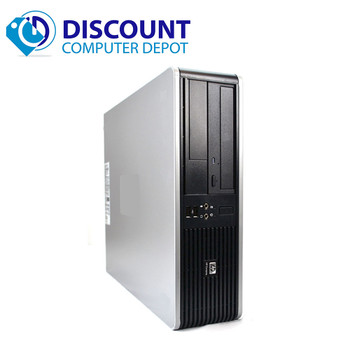 Fast HP 7900 Core 2 Duo Desktop Computer 4GB 250GB DVD-RW Win10-64 Home