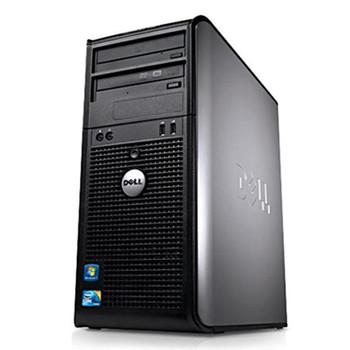 Dell Windows 10 Optiplex Desktop Tower Computer Core 2 Duo 4GB 160GB DVD