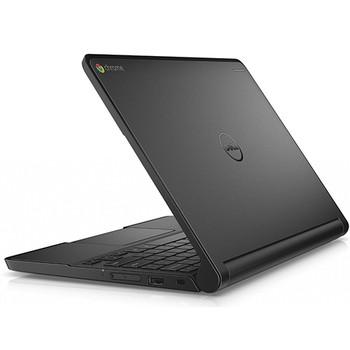 "Dell Chromebook 3120 11.6"" HD Laptop Intel 2.16GHz 4GB 16GB SSD Google Chrome OS HDMI Wifi Bluetooth and Webcam"