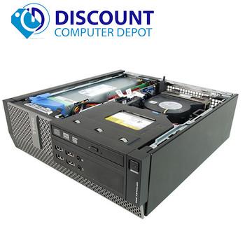 Wholesale Lot: Fast Dell Optiplex 7020 Desktop PC Computer i5-3470 3.2GHz 4GB RAM 320GB HD Windows 10 Pro