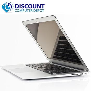 """Clearance! Apple MacBook Air 13.3"""" Quad i5 4GB 128GB (MD760LL/B - 2014) 90 Day Warranty!"""