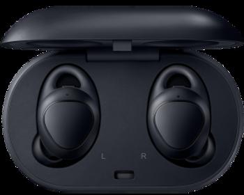 Samsung Gear IconX SM-R140 Fitness Tracker Earbuds Cordless Bluetooth Black