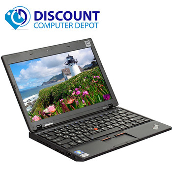 "Lenovo ThinkPad X100e 11.6"" HD Athlon Laptop 4GB 250GB Windows 10 Wifi Webcam"