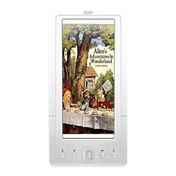 Aluratek AEBK07FS Libre I Color eBook Reader