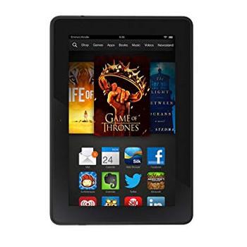 "Kindle Fire HD 7"" Dolby Audio Dual-Band Wi-Fi 16 GB"
