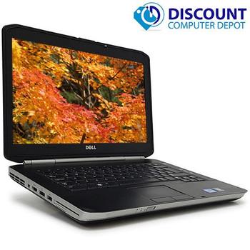 """Dell Latitude E5420 14"""" Laptop PC Core i3 4GB 320GB Windows 10 Home"""