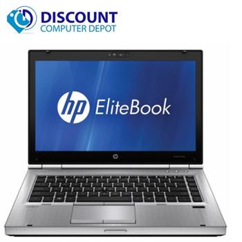 HP Elitebook 8470p Windows 10 Pro Laptop Notebook PC Intel Core i5 4GB 320GB