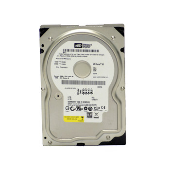 """Western Digital 40GB SATA Desktop HDD Hard Drive 3.5"""" 7200 RPM"""
