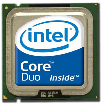 Intel Core Duo T2500 2.0GHz 667MHz 2048KB Socket M CPU Laptop Processor