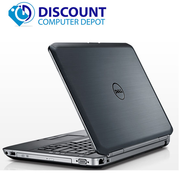 Dell Laptop Latitude Windows 10 PC Core i5 2nd Gen 8GB 320GB DVD WIFI HDMI