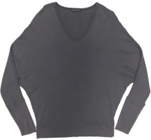 HOME APPAREL RELAXED TEE SLATE