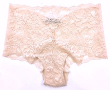 MY DAILY BOYSHORT - NEW LACE & NEW STYLE NUDE