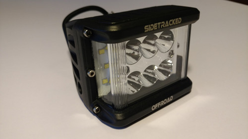 Tracker T6 Wide Throw LED Light Pod (60W)