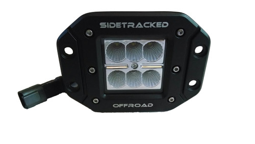 Tracker T6 Flush Mount LED Light Pod