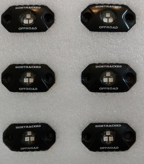 Tracker RGB Rock Light Kit