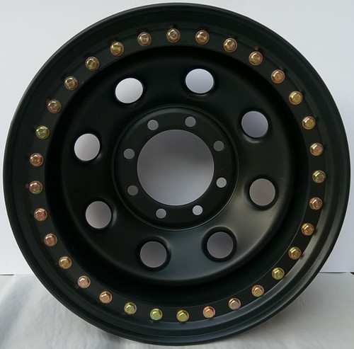 Sidetracked Steel Beadlock Wheel