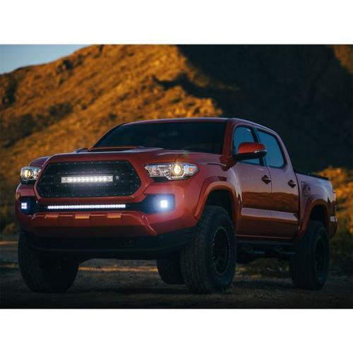 Rigid 2016-2017 Toyota Tacoma Bumper Mount Kit