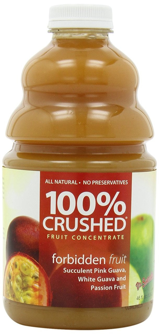 Dr. Smoothie 100% Crushed Fruit Smoothie Concentrate: Forbidden Fruit