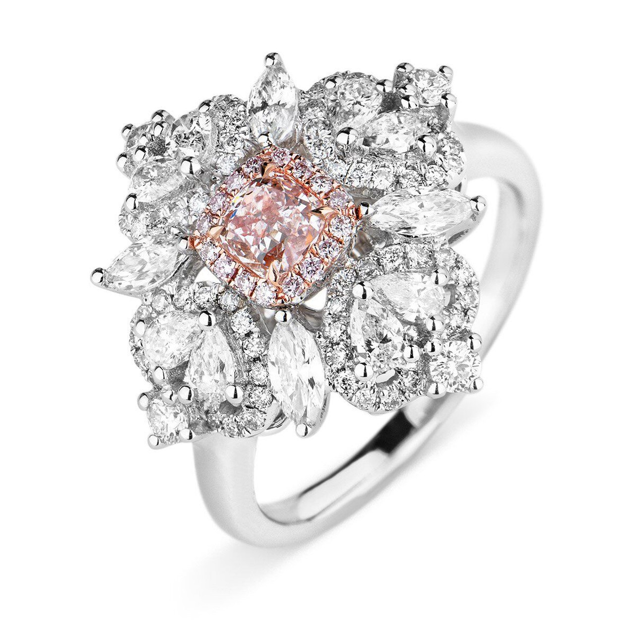 engagement calleija lg collection pink rings collections jewellery diamond