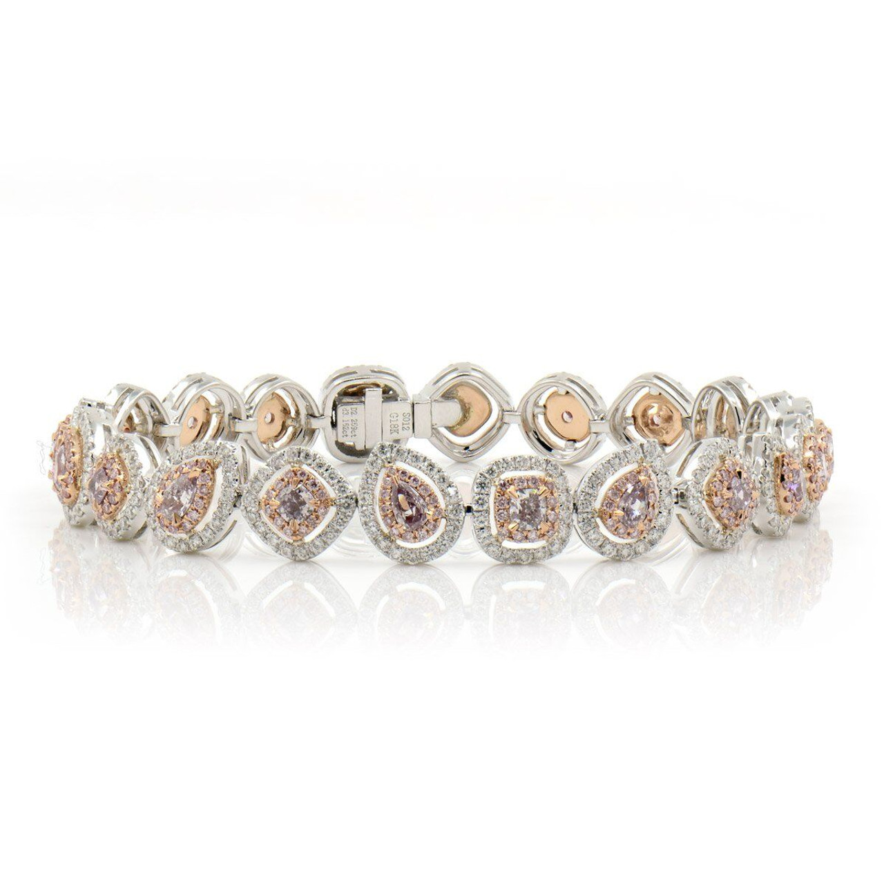 bracelets jewelry by bracelet products llc atheria diamond halo