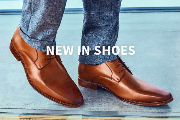 Shop NEW IN SHOES