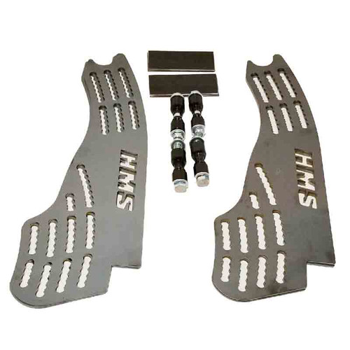 4-Bar Chassis Plate Kit