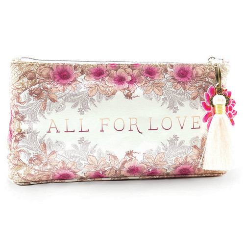 All For Love Small Pouch