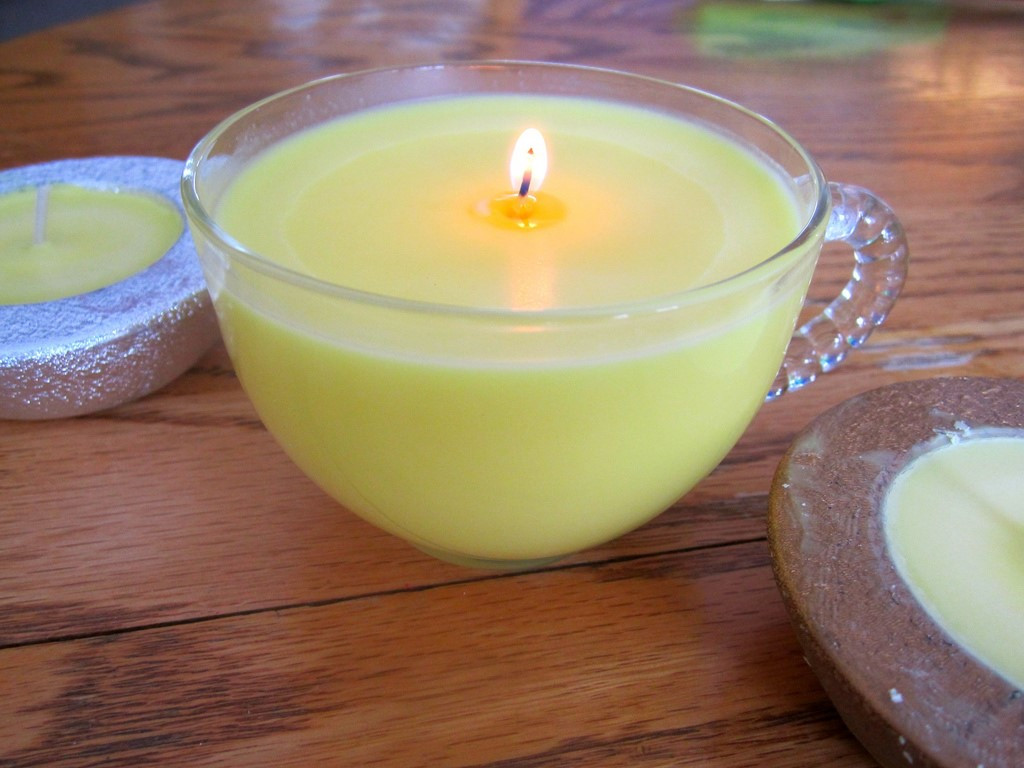 Soy Candles: Eco-Friendly and Better for Your Health