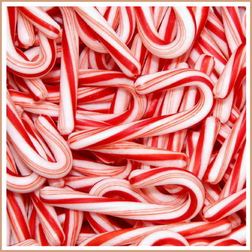 Candy Cane Candle Making Fragrance Oil