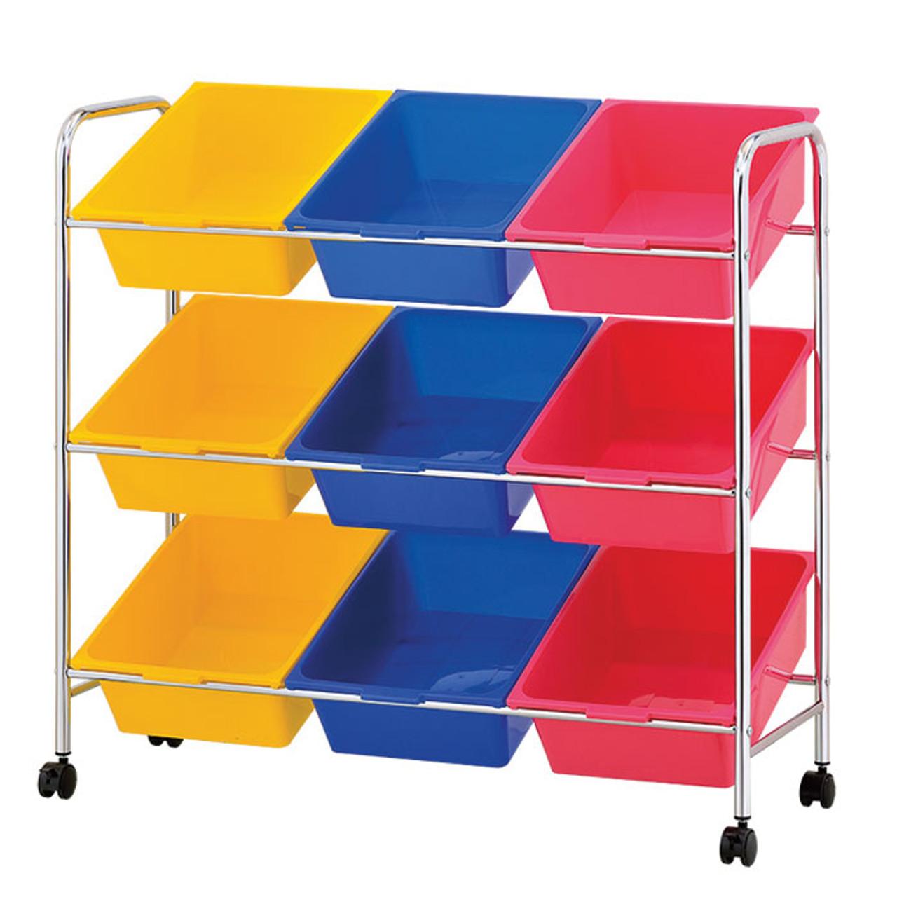 plastic storage drawers. 9 Plastic Drawer Storage Cart | Drawers Rolling M