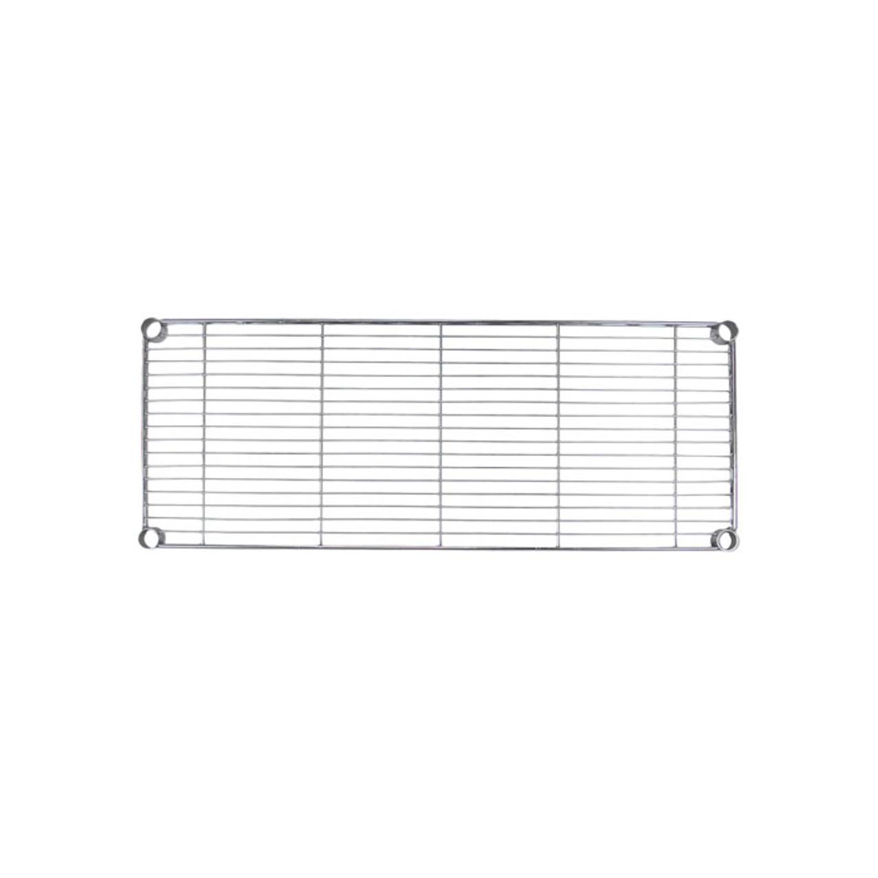 Wire Shelfs | Chrome Standard Wire Shelving System Shelves Solutions Your