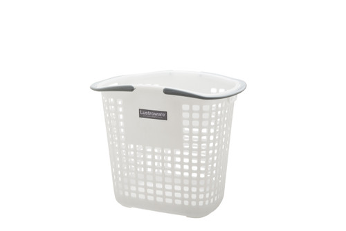 Tall Plastic Laundry Basket Mesmerizing Laundry Basket Tall Solutions Your Organized Living Store