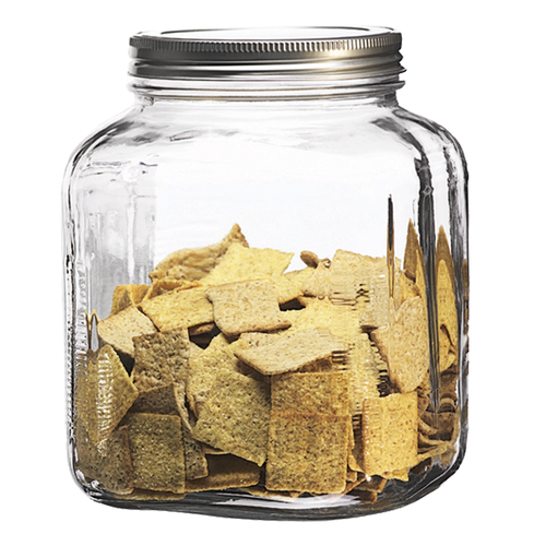Glass Cracker Jars Solutions Your Organized Living Store