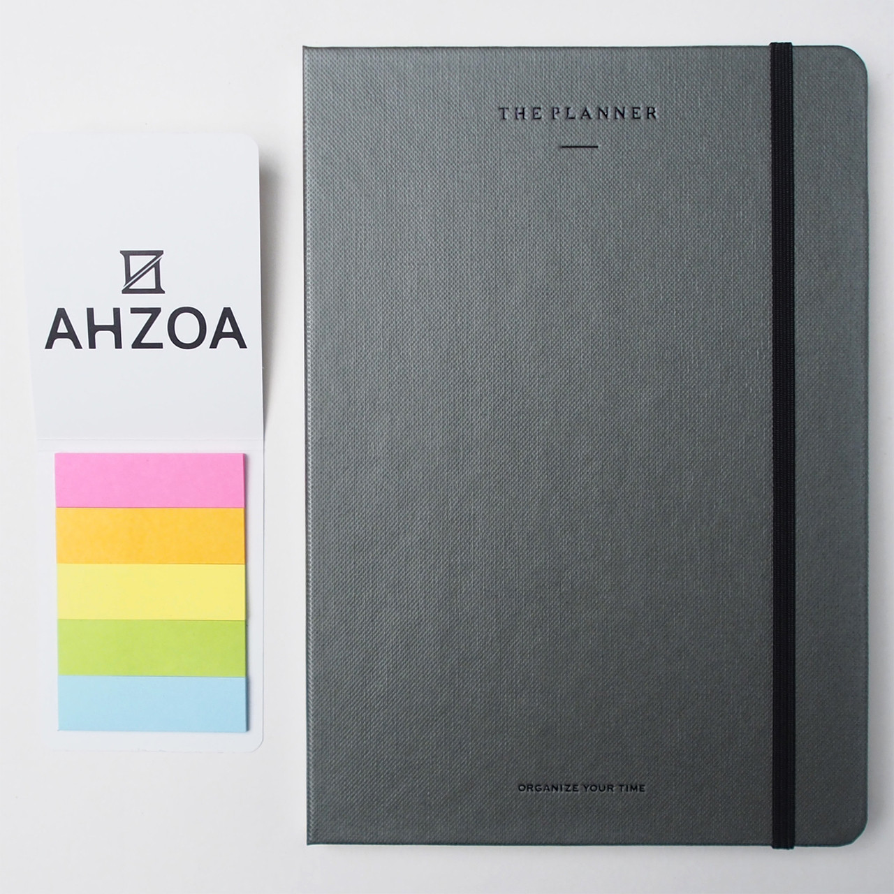 seeso 2018 undated the weekly planner gray ahzoa